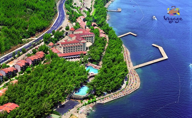 Изображение №0 - Grand Yazici Club Marmaris Palace 5*