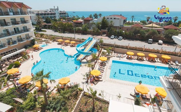 Зображення №1 - L'Oceanica Beach Resort Hotel 5*